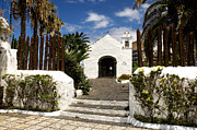 Canary Islands Metal Prints - Ermita de San Telmo Metal Print by Fabrizio Troiani