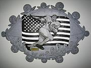 Featured Reliefs Originals - Ernie Davis by Gerald Sabatini