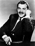 1950s Portraits Metal Prints - Ernie Kovacs, Ca. Mid-1950s Metal Print by Everett