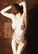 Akt Nude Prints - Erotic art  23 hours Print by Falko Follert