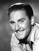 1930s Hairstyles Posters - Errol Flynn, 92238 Poster by Everett