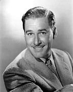 Publicity Shot Photos - Errol Flynn, Warner Brothers, 6144 by Everett