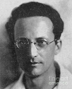 Equation Photos - Erwin Schrodinger, Austrian Physicist by Science Source