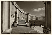 Montpellier Prints - Esplanade - Montpellier I Print by Jack Torcello