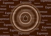 Espresso Print by Frank Tschakert