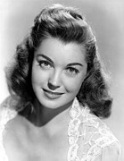 Esther Framed Prints - Esther Williams, Portrait. 1946 Framed Print by Everett