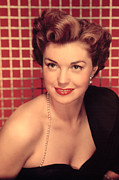 Esther Framed Prints - Esther Williams, Portrait Framed Print by Everett