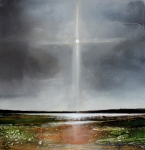 Minimalist Paintings - Eternal Hope  by Toni Grote