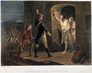 1775 Art - Ethan Allens Capture by Granger