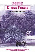 Book Cover Paintings - Ethan Frome by Harold Shull