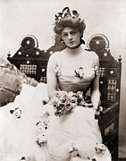 Award Framed Prints - Ethel Barrymore 1879-1959, Already An Framed Print by Everett
