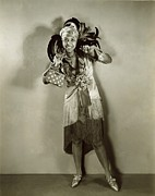 Blacks Framed Prints - Ethel Waters 1896-1977, In A 1929 Framed Print by Everett