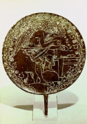 4th Prints - Etruscan Art: Mirror Print by Granger