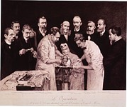 Brain Surgery Prints - Eugene Louis Doyen 1859-1916, Eminent Print by Everett