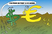 News Mixed Media - Eur Usd Forex En Bd by OptionsClick BlogArt