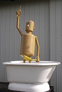 Bolt Sculptures - Eureka by Antonin Gauthier