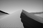 Death Valley Photos - Eureka Dunes, Death Valley National Park by Gary Koutsoubis