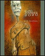 Zombie Art - Euro Zombies 2020 by Will Bullas