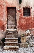 Italy History Prints - European Door I  Print by Jason Evans