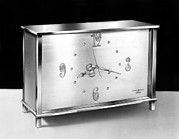 Time Gone By Photos - Ev1900 - Desk Clock, Circa 1950s by Everett
