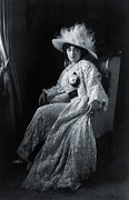 Washington Post Prints - Evalyn Walsh Mclean, 1886-1947, Wife Print by Everett