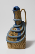 Built Ceramics - Eve - view 2 by Jason Galles