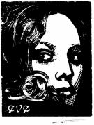 Featured Reliefs Prints - Eve Print by Thomas Campbell