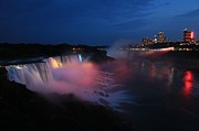 Adam Photos - Evening At Niagara by Adam Jewell