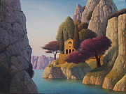 Evgeni Gordiets - Evening Bay with...