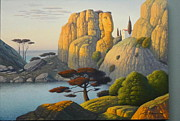 Evgeni Gordiets - Evening Light
