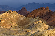 Evening Light Prints - Evening Light Valley Of Fire Print by Bob Christopher
