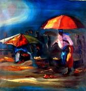 Timi Kakandar - Evening Market 2