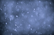 Abstract Art Photos - Evening snow by Elena Elisseeva