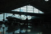 Spruce Goose Photos - Evening with the Goose by Monty King