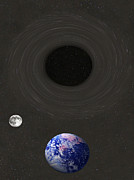 Meditation - Event Horizon by Eric Kempson