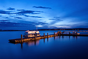 Puget Sound Photos - Everett Waterfront by Tanya Harrison