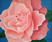 Flower Paintings - Every Rose by Jessie Leahy