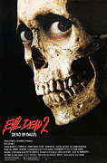 1980s Framed Prints - Evil Dead Ii Aka Evil Dead 2 Dead By Framed Print by Everett