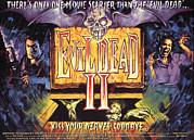 Evil Dead II, Left, Bruce Campbell Print by Everett