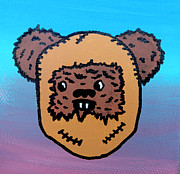 Technology Paintings - Ewok by Jera Sky