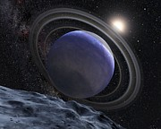 Exoplanet Photos - Exoplanet, Artwork by Nasa