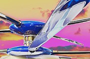 2011 Vna Stuart Airshow Framed Prints - Experimenting With an Experimental Framed Print by Lynda Dawson-Youngclaus