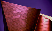 Chuck Kuhn - Exterior Abstract Disney Hall