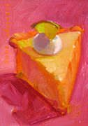 Gourmet Art Paintings - Extra Sweet by Penelope Moore