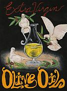Olive Oil Originals - Extra Virgin Olive Oil by Suzanne  Frie