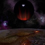 Julius Csotonyi - Extrasolar planet...