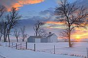 Skys Photos - Eye Candy..winters by Al  Swasey