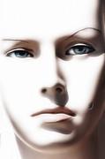 Eye Contact Print by Dan Holm