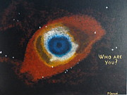 Piercarla Garusi - Eye of God