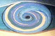 Paiting Originals - Eye of the Universe by A D